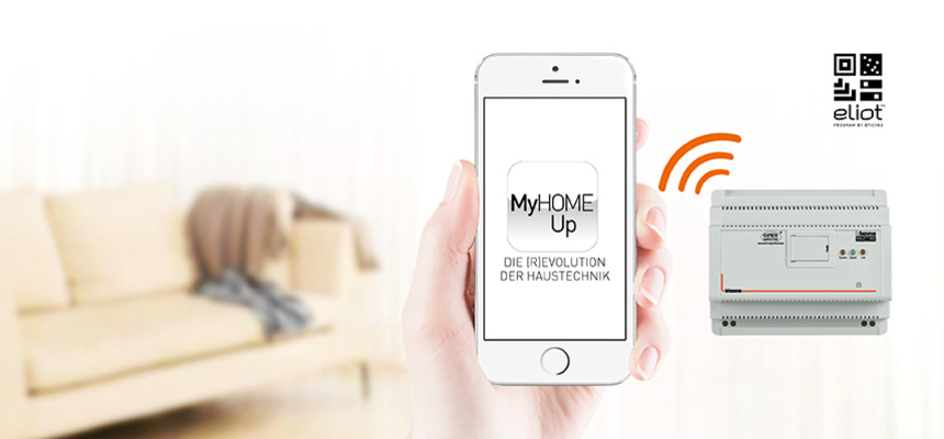 MyHOME / MyHOME_Up bei Elektro Pfisterer in Laaber